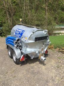 vozilo za ispiranje i usisavanje - Ostalo Vacuum Excavation