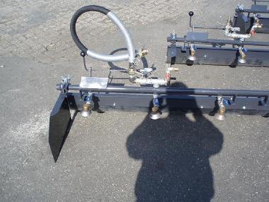 Asfalto - macchina da spruzzo - Altro SRP 250 HTS