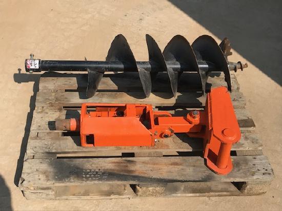 Erdbohrer MS03 350 mm hyd.