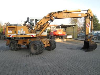 Pelle mobile - Liebherr LH900