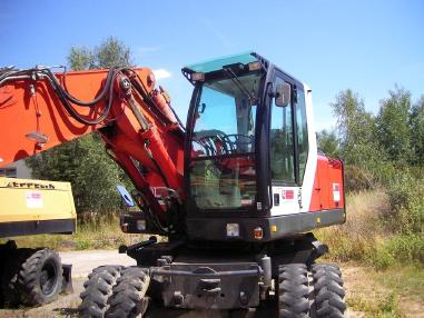 Mobile excavator - Other MH 5 Compact