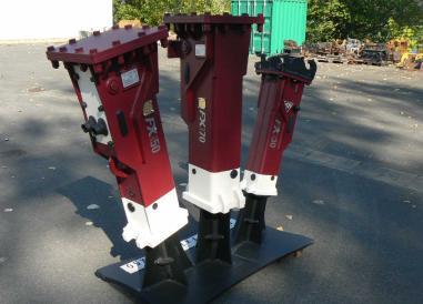 Purkuvasara - Hydraram FX-40 | 195 kg | 3 ~ 5 t. | Neu!!