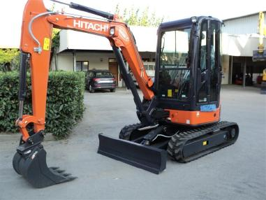mini bager - Hitachi ZX33U