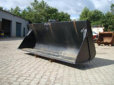Graafmachinewiellader - Case 580 / 590    4in1 bucket