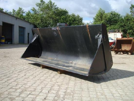 Case 580 / 590    4in1 bucket
