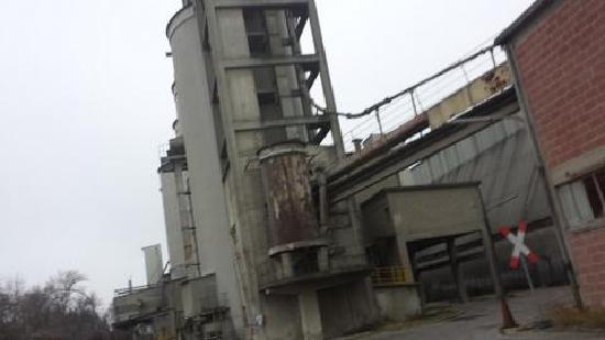 Zement Fabrik