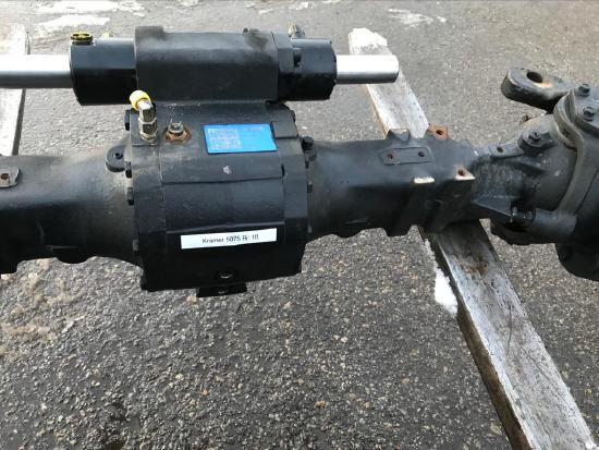 Wacker Neuson 1000291404 A-HUN-141338 Vorderachse
