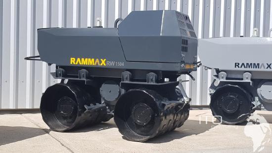 Ammann-Rammax 1504