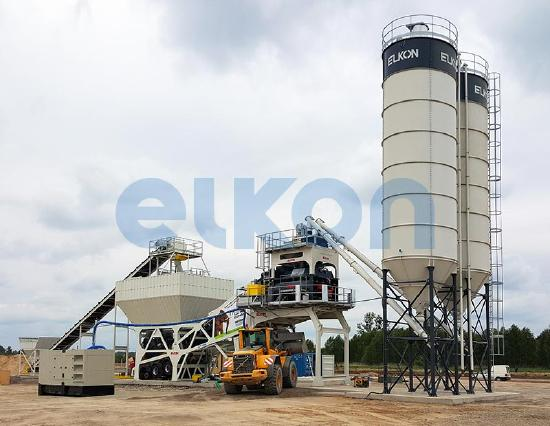 Elkon Mobile Master-150 Elephant