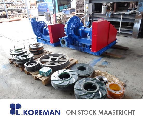 HPK150/450 + HPK200/560 Habermann Pompen
