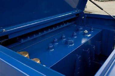postrojenje za sipanje goriva - Ostalo Mobile Tankanlage ADR