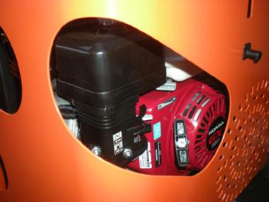 mobile Betonmischanlage - Honda BETONNIERE 400L  TRACTABLE  NEUVE