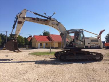 Escavatore cingolato - Terex TC240LC