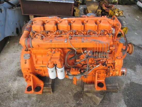 Liebherr LIEBHERR D-916 T 150 KW
