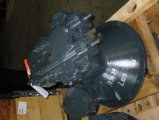 Rexroth A8VO107LA1H2/63R1-NZG05F070