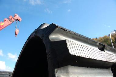 Dúmper sobre orugas - Morooka MST 1500 Gummiketten NEU