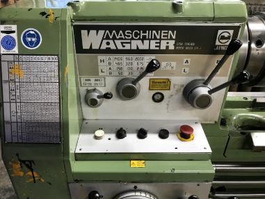 Drehmaschine - Wagner [9101015607]