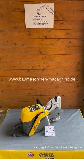 Wacker Neuson BTS 635s Fugenschneider/Trennschleifer NEU