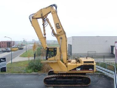 Pelle de démolition - Caterpillar 375L