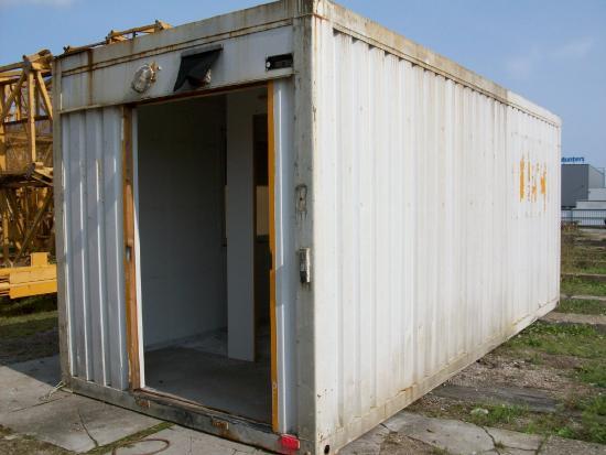 BILFINGER 20´ Sanitary Container