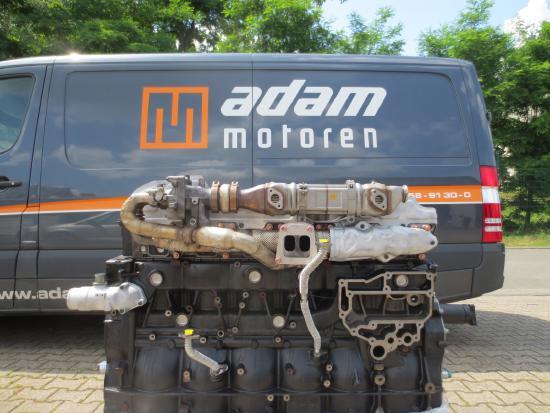 MAN D 3876 LF  Euro 6