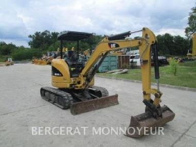 Tracked excavator - Caterpillar 303.5D CR