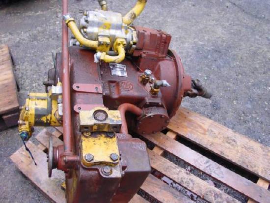 ZF 4PW18 Faun 1400 1410 O&K 15-18