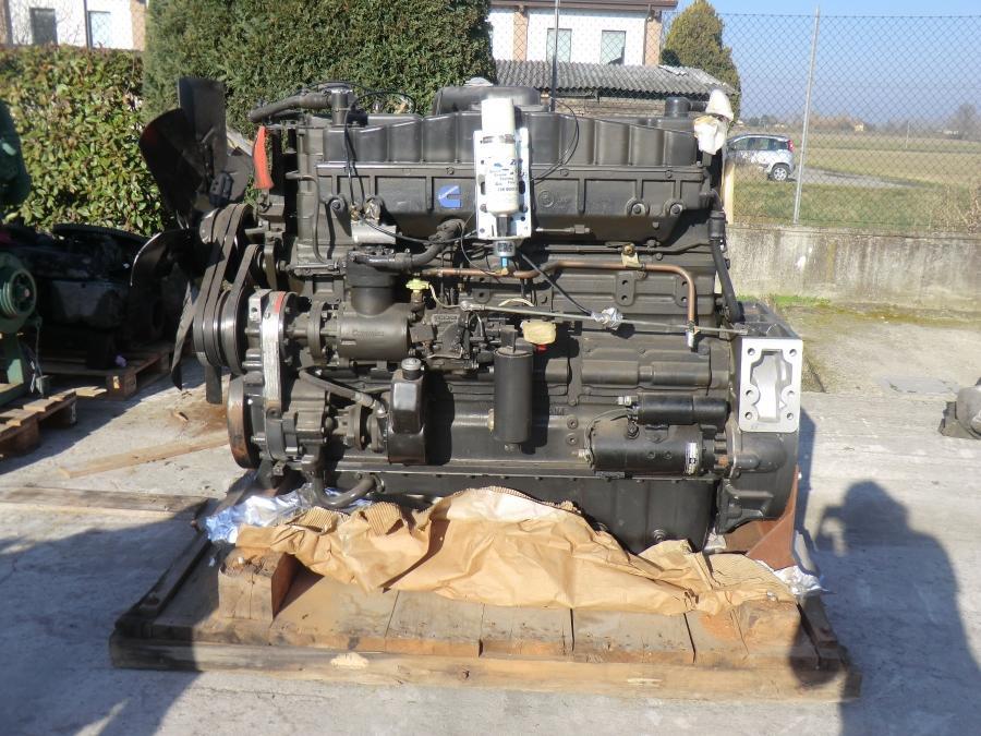 Cummins NTC-400 Diesel Engine used IT / GCAP-4754-EQ