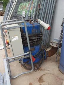 Помпа за отточни води - ABS/Pumpex AFP 40