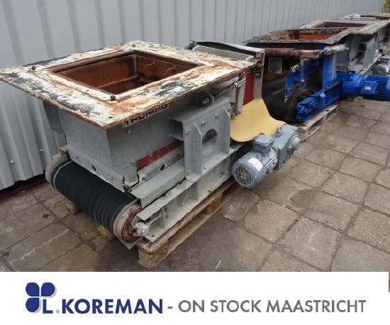 Trumag Dosing Belt Conveyor  BB650mm