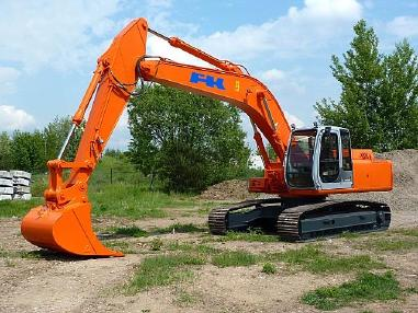 Zincirli ekskavatör - Fiat-Kobelco EX 255 ELM