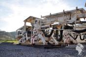 Schienenbohrwagen BTS 1 - Deilmann-Haniel Bohrwagen neu ungebraucht.