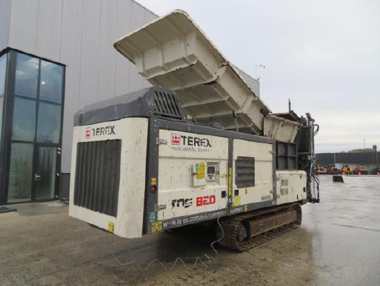 Terex TDS 820 Ecotec