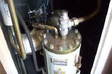 стационарен компресор - Ingersoll Rand ML37GD