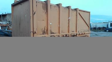 Atık aracı - Diğer Müllcontainerpresse