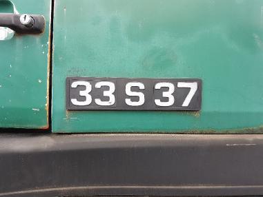 transporter za trupce - Steyer 3337