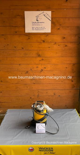 Wacker Neuson PST 2-400 Tauchpumpe NEU