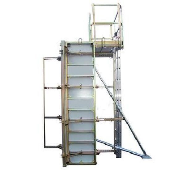 Verstellbare Stützenschalung Stützenschalung / Column box
