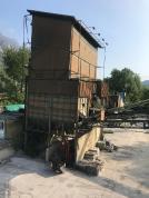 Rimac 900 fixed aggregate crushing plant 2007