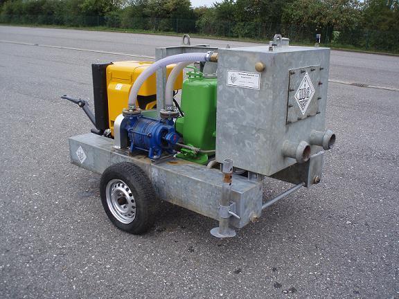 Pohjaveden käsittelylaite - Muut HBG VP 251