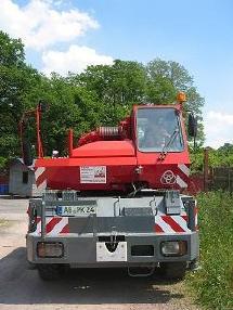 Autonosturi - Krupp KMK 2020