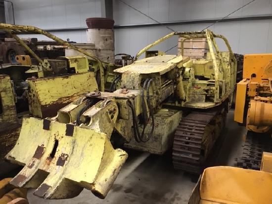 Side dump loader Deilmann Haniel   K313S