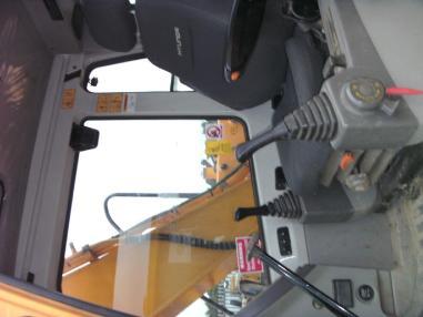 Rupsgraafmachine - Hyundai Robex 140 LC7