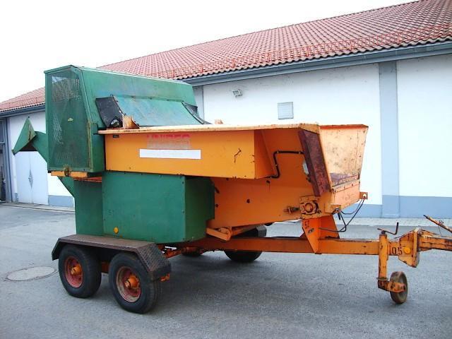 Измельчение - Разное Unirec D 113 Schredder Häcksler 232h!!!