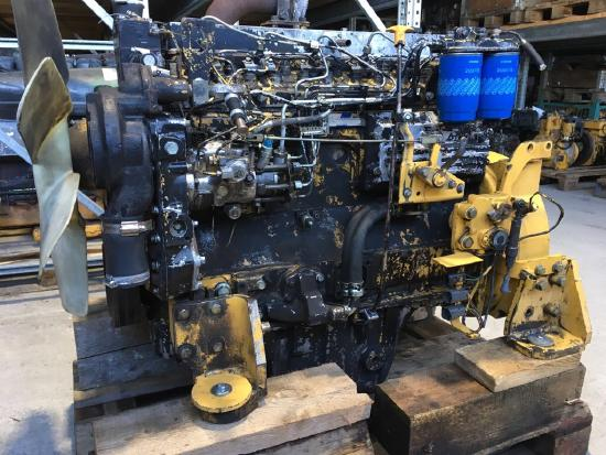 Perkins 1006 Motor