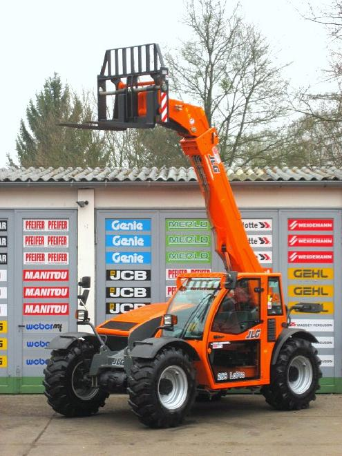 JLG 266 LoPro TURBO ** 6m, 2.6t. ** vgl. MT 523