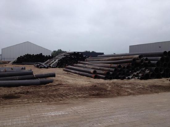 rohre dredging pipes DREDGING PIPES