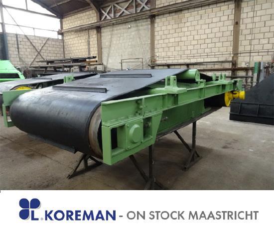 Electro Magnetic Conveyor Belt, HD Krupp Electro Magnetic Conveyor Belt, Heavy Duty