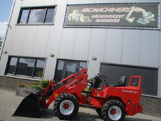 Schäffer Schaffer 336 Hoflader Radlader Miniloader