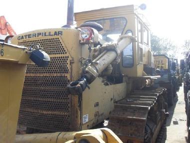 Równiarka gąsienicowa - Caterpillar D8K + SS Ripper / EROPS